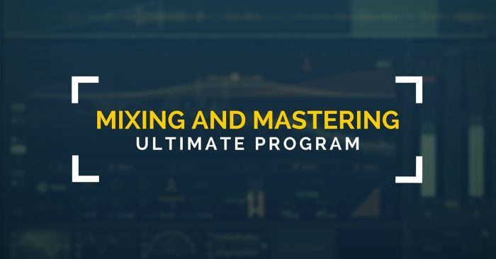 MixMasterWyatt Academy Ultimate Mixing and Mastering