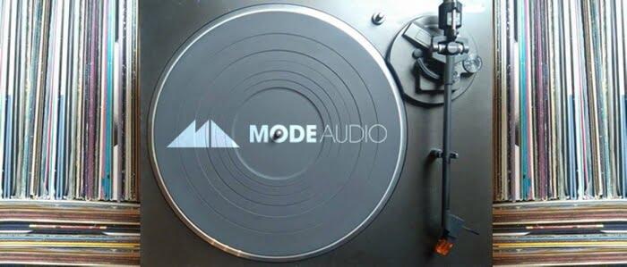 ModeAudio Vinyl Rack