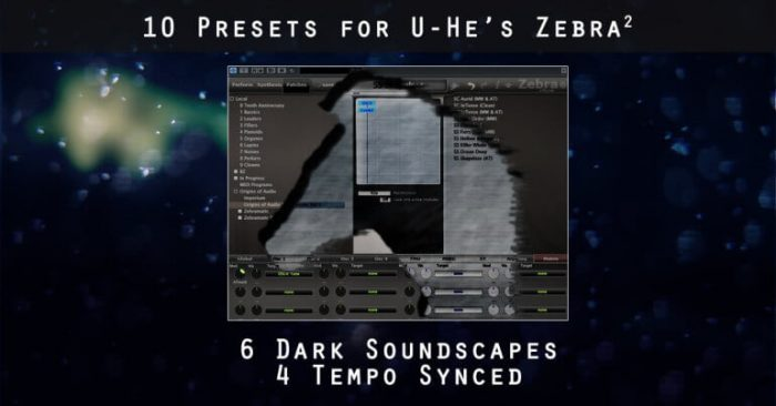 Origins of Audio Inspire Series Vol 1 for Zebra