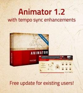 ProjectSAM Animator update