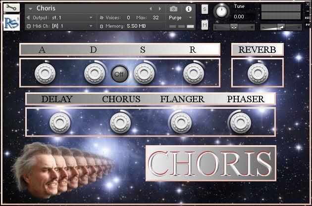 Rossignol Studio Choris