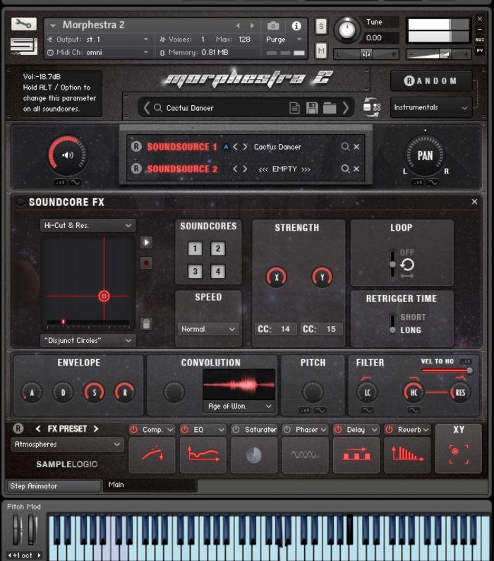 Sample Logic Morphestra 2 01