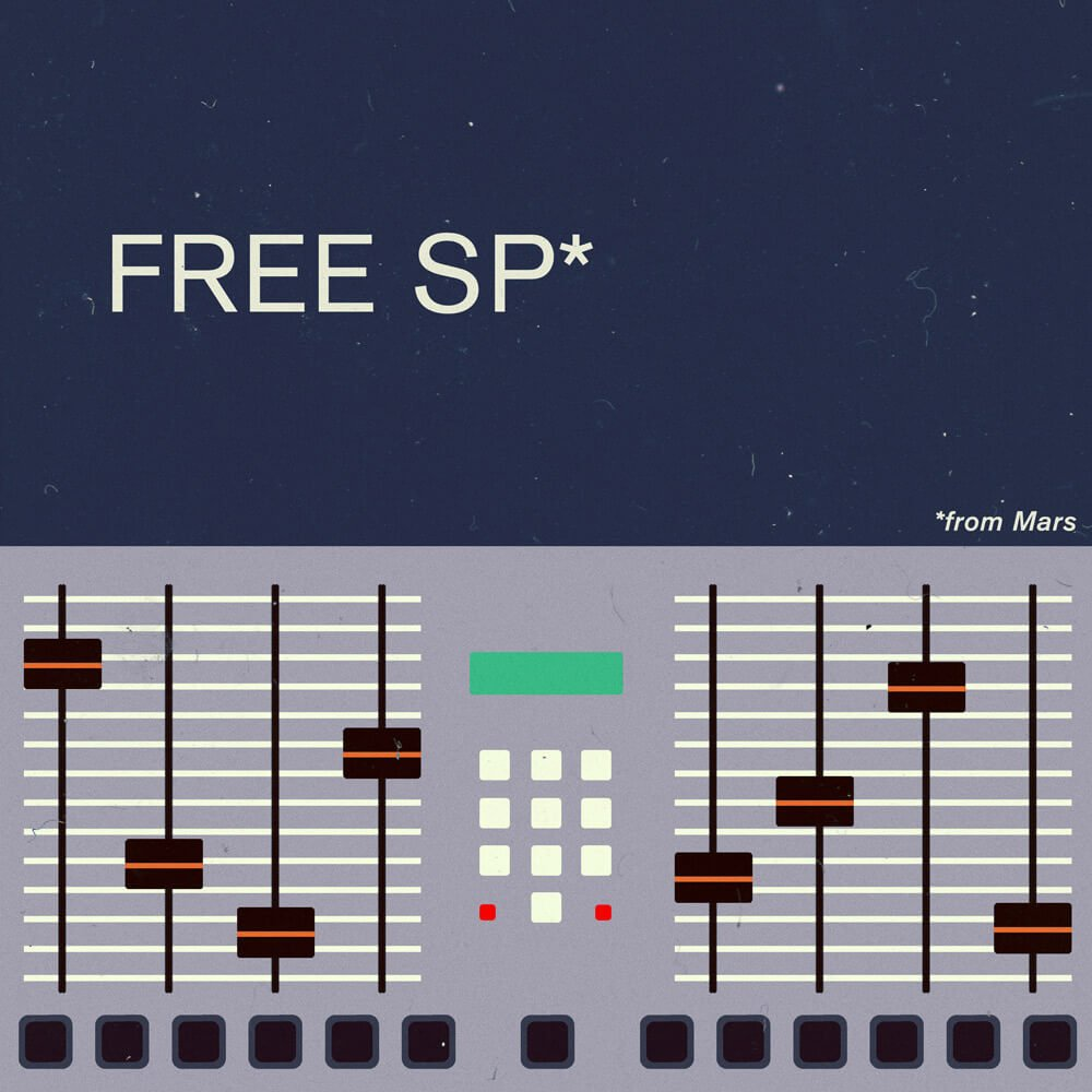 Samples from mars free sp sample pack released for Classic house sample pack
