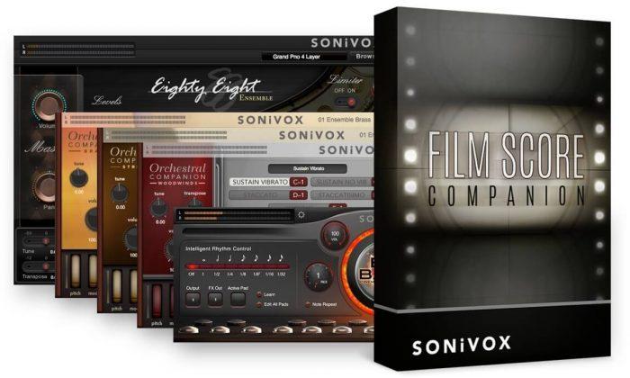 Sonivox Film Score Companion