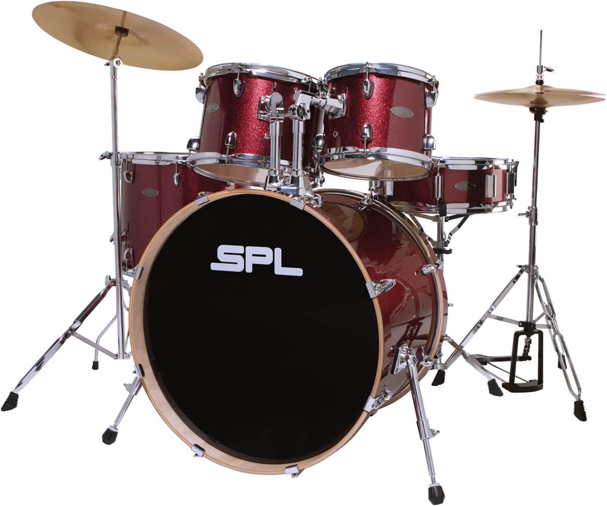 Sound Percussion Labs Spl Dbx5522 Unity Birch Kit