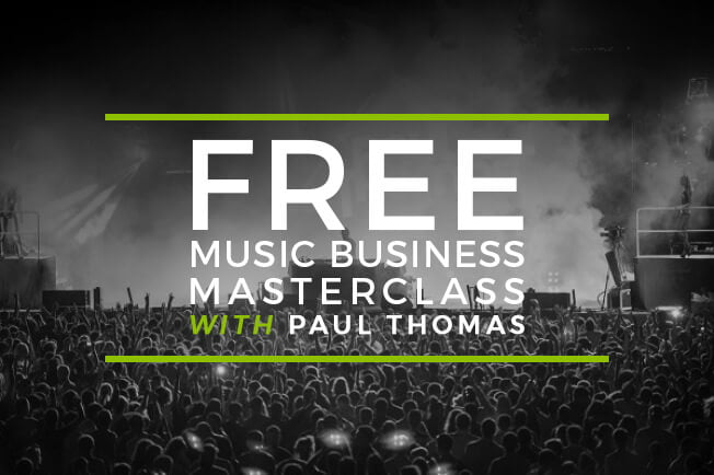 SubBass Music Business Masterclass