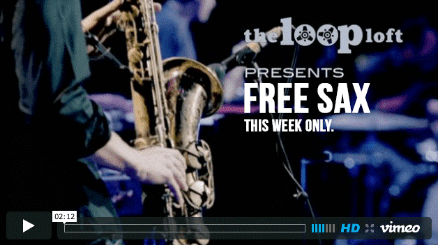 The Loop Loft Free Sax