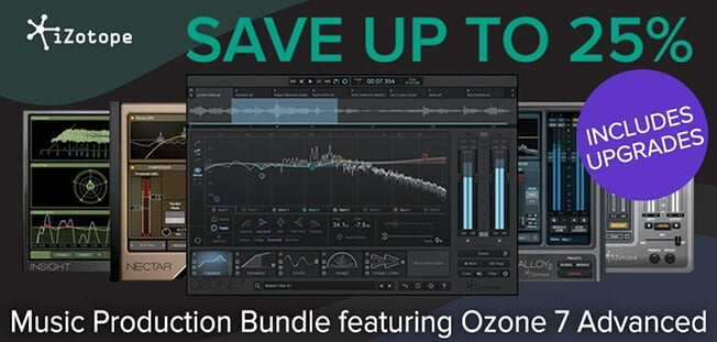 Time+Space iZotope Ozone sale
