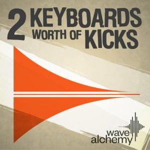 Wave Alchemy Two Keyboards Worth Of Kicks