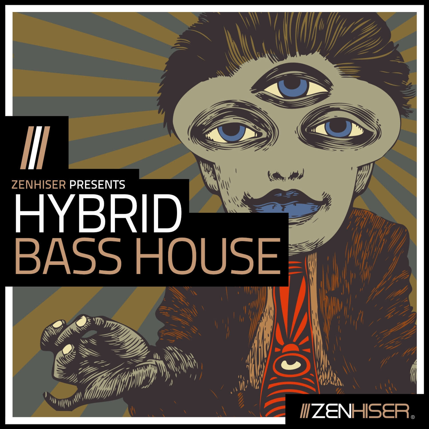 Zenhiser hybrid bass house sample pack for Classic house sample pack