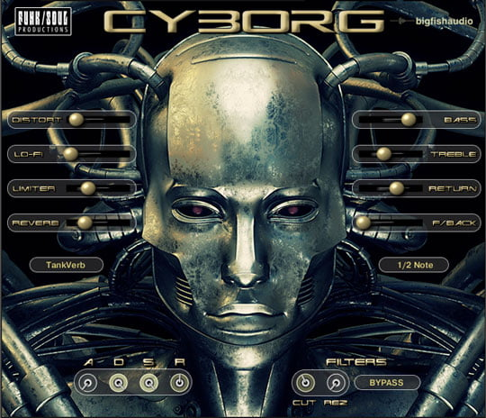 Big Fish Audio Cyborg