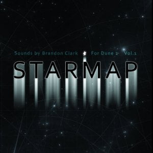 Brandon Clark Starmap Vol 1 for Dune 2