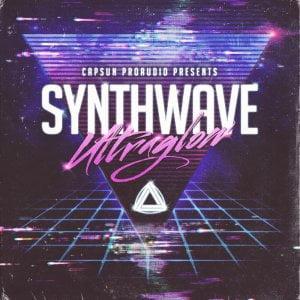 CAPSUN ProAudio Synthwave Ultraglow