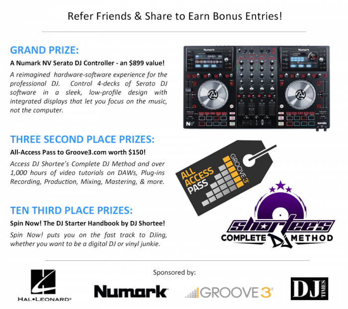 DJ Package contest