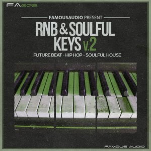 Famous Audio RnB & Soulful Keys V2