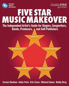Hal Leonard Five Star Music Makeover