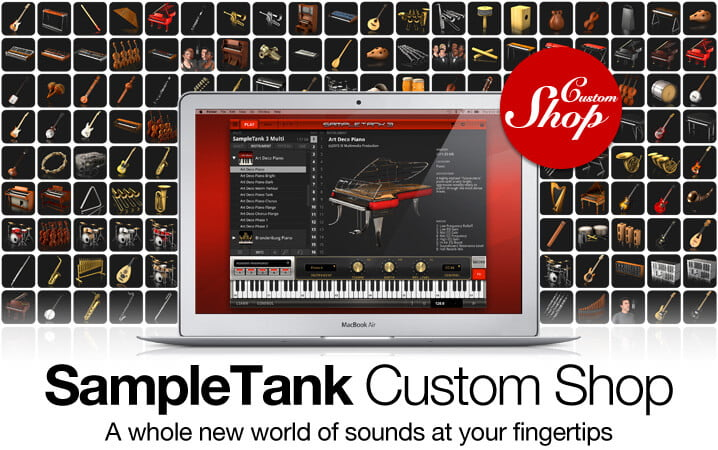 IK Multimedia SampleTank 3 CS
