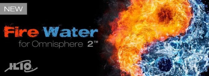 ILIO Fire Water for Omnisphere 2