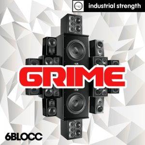 Industrial Strength 6Blocc - Grime