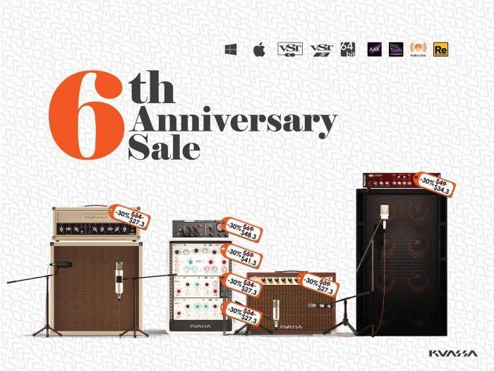Kuassa 6th Anniversary Sale