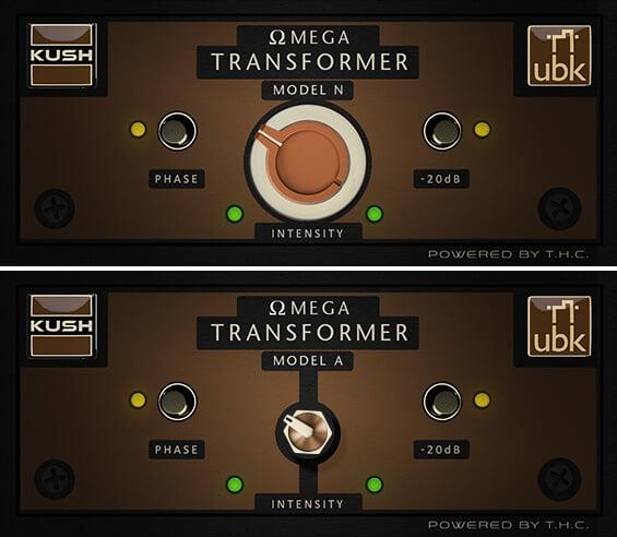 Kush Audio Omega Transformer Model N & Modal A