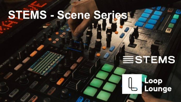 Loop Lounge Stems Scene Series