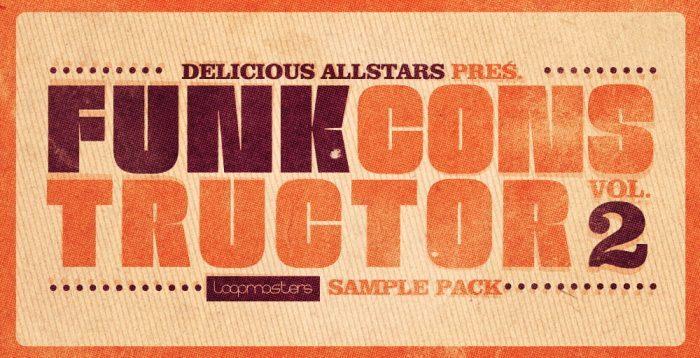 Loopmasters Delicious Allstars Funk Constructor Vol 2