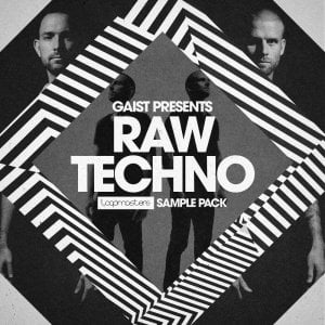 Loopmasters Gaist Raw Techno