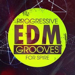 Mainroom Warehouse Progressive EDM Grooves for Spire