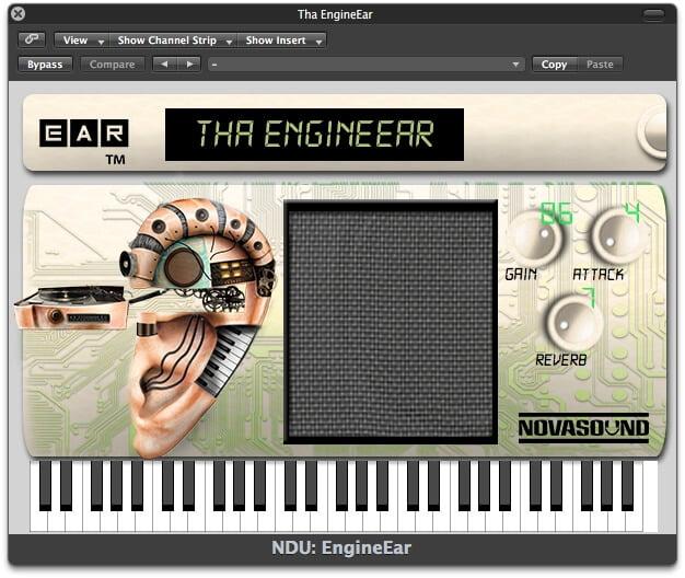 Nova Sound Tha EngineEar