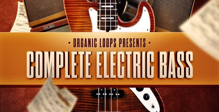 Organic Loops Complete Electric Bass