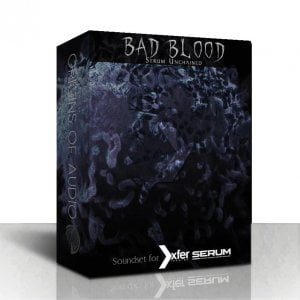 Origins of Audio Bad Blood for Serum