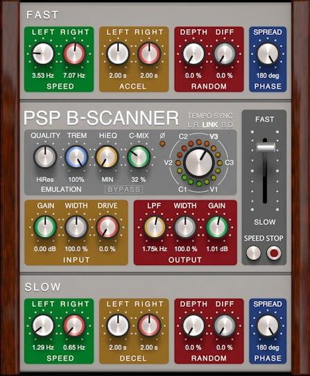 PSP B Scanner