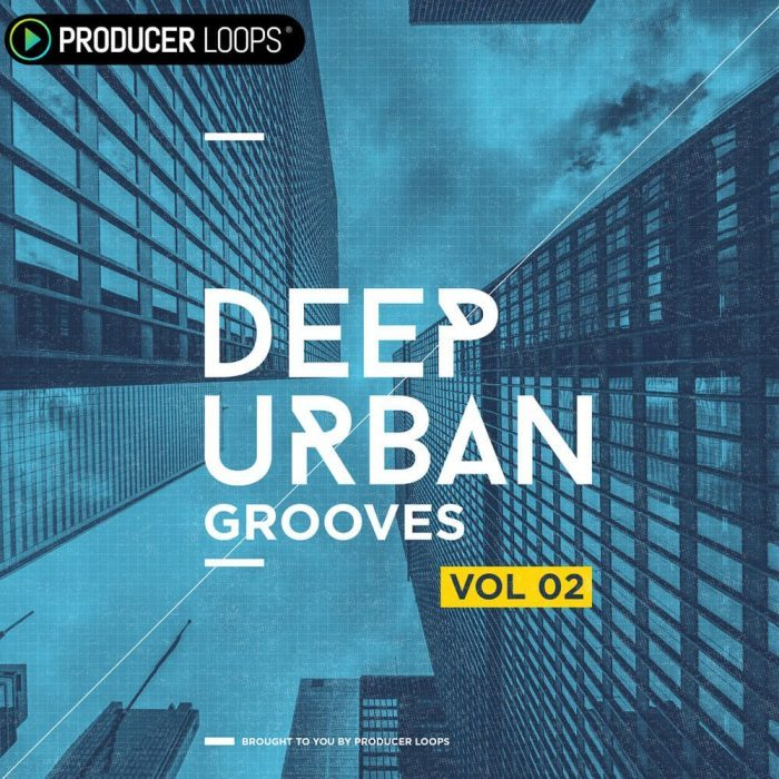 Producer Loops Deep Urban Grooves Vol 2