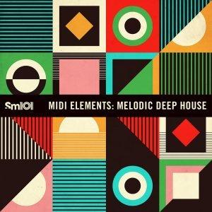 Sample Magic MIDI Elements Melodic Deep House