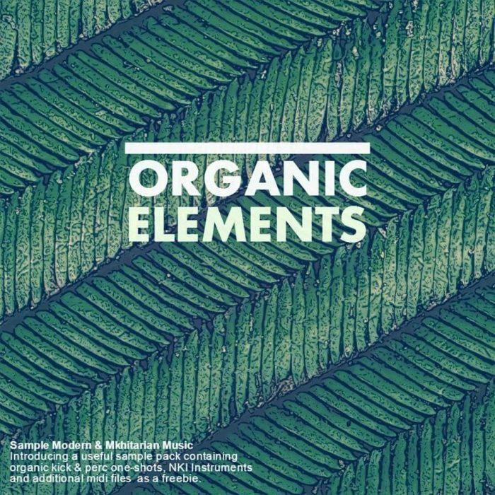 Sample Modern Organic Elements