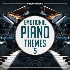 Singomakers Emotional Piano Themes Vol 5
