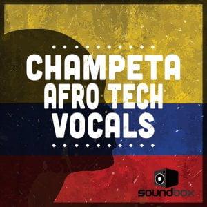 Soundbox Champeta Afro Tech Vocals