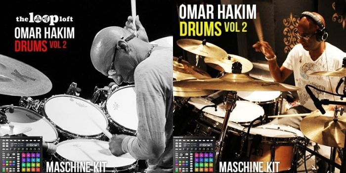 The Loop Loft Maschine Kit Omar Hakim