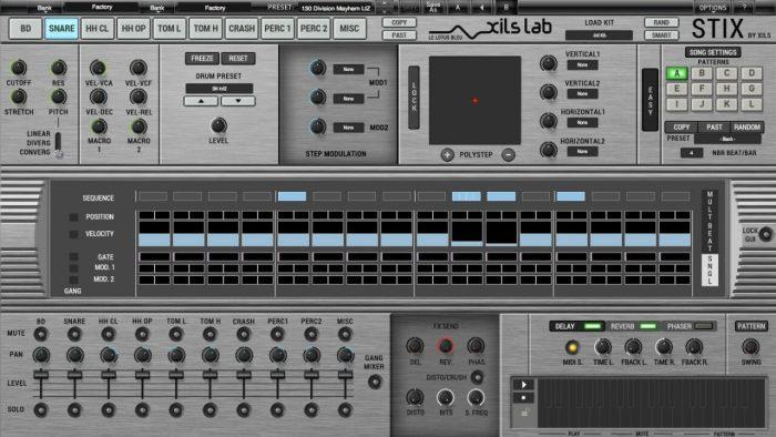 XILS-lab StiX easy