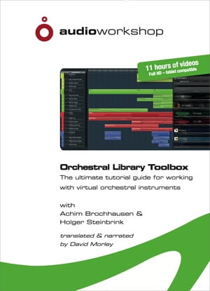audio-workshop Orchestral Library Toolbox