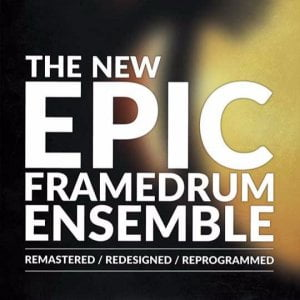 8Dio The New Epic Frame Drum Ensemble