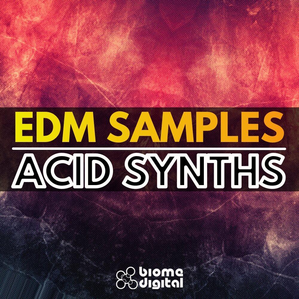 edm samples acid synths free pack by biome digital. Black Bedroom Furniture Sets. Home Design Ideas