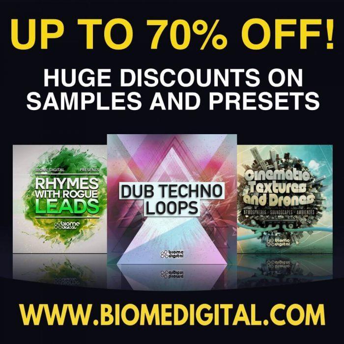 Biome Digital sale