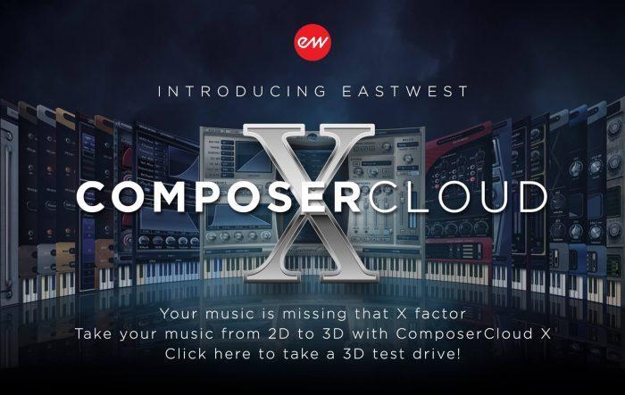 EastWest ComposerCloudX