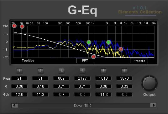 Elements Plugin GEq