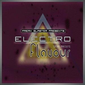 Freak Blaster Electro Flavour for Spire