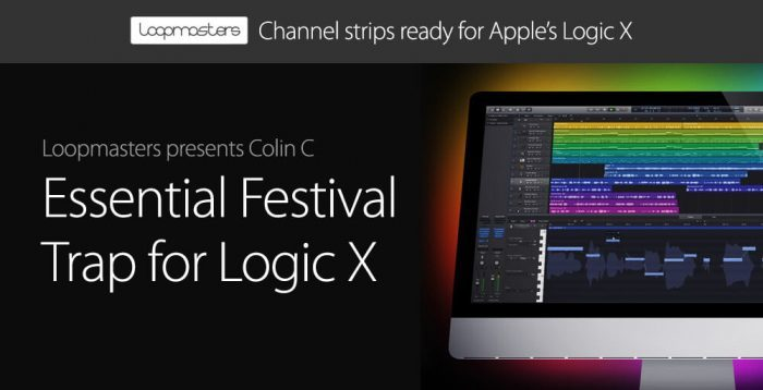 Loopmasters Essential Festival Trap for Logic X