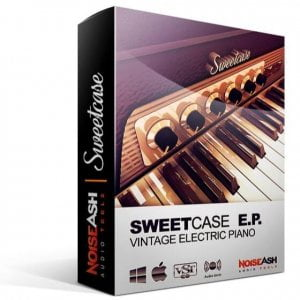 NoiseAsh Audio Sweetcase