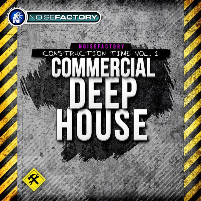 Noisefactory Construction Time Vol. 1 - Commercial Deep House